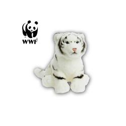 WWF Plüschfigur Plüschtier Weißer Tiger (30cm)