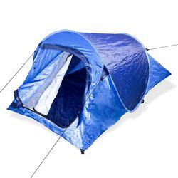 Wurfzelt Pop Up Zelt Faltzelt für 2 Personen Campingzelt Festivalzelt