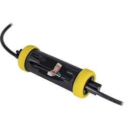Heitronic 45604 Kabelmuffe Kabel-Ø-Bereich: 6 - 14mm Inhalt: 1 Set