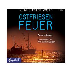 Ostfriesenfeuer - (CD)
