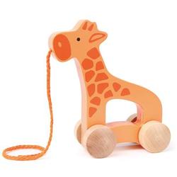 Hape Nachziehspielzeug - Giraffe