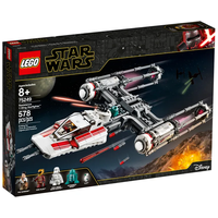 Lego Star Wars Widerstands Y-Wing Starfighter 75249