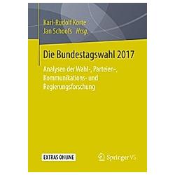 Die Bundestagswahl 2017 - Buch