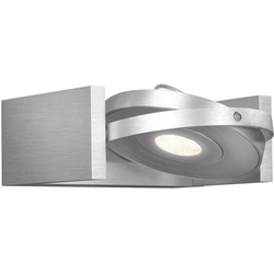 Philips Lighting Ledino 53150/48/16 LED-Wandleuchte 6W Silber