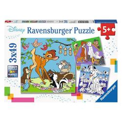 Ravensburger Puzzle Mickey Maus Disney Freunde, 147 Puzzleteile