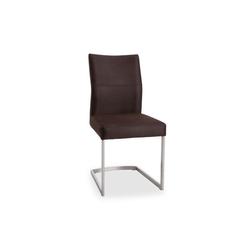 Polsterstuhl Navar(BHT 46x91x58 cm) Niehoff-Sitzmöbel nirvana beige