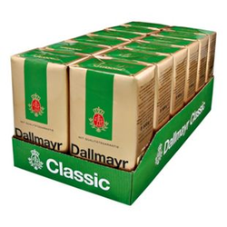 Dallmayr Kaffee Classic 500 g, 12er Pack
