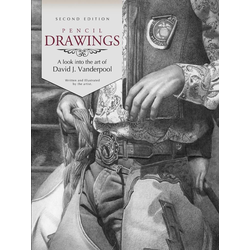 Pencil Drawings - A look into the art of David J. Vanderpool als Taschenbuch von David Vanderpool