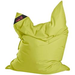 Magma Heimtex Sitzsack Big Foot, für Indoor und Outdoor grün