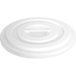 SCHNEIDER Deckel für Kübel, Kübeldeckel aus HD PE, für 35 l Kübel