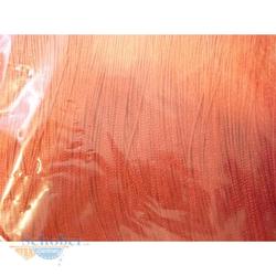 Flächenvorhang, Fadenstores, Vorhang aus Fäden, Gardine, Fadengardine, 60x245 orange