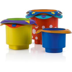 Nuby Stapelspielzeug Stapelbecher