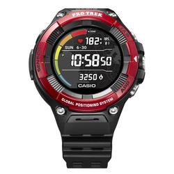 Casio Protrek Smartwatch WSD-F21HR-RDBGE Pulsmessung, Höhenmesser, Digitalkompass
