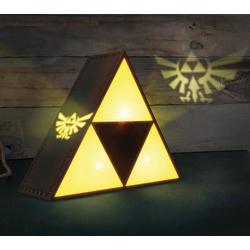 Nintendo Nachtlicht Zelda Tri-Force Licht ca. 22cm