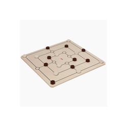 goki Spiel, Dame undf Mühle XXL Spiele-Set Dame und Mühle GOKI, Made in Germany