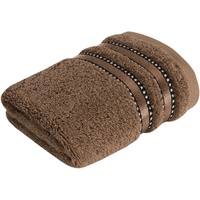 Seiftuch (3x30x30cm) nut brown