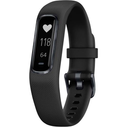 Garmin Vivosmart 4 Fitness-Tracker S/M Schwarz