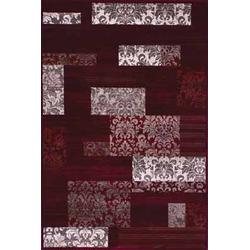 Teppich Patchwork Art - (Rot)