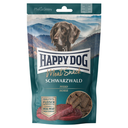 (4,79 EUR/100g) Happy Dog Meat Snack Schwarzwald 75 g