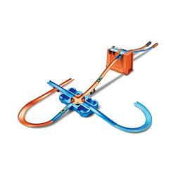 Mattel® Autorennbahn Hot Wheels Track Builder Unlimited Mega Stunt Box,