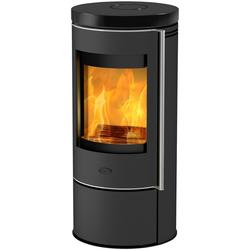 Fireplace Kaminofen RONDALE Keramik, 5,5 kW, Zeitbrand