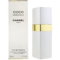 Chanel Coco Mademoiselle Eau de Toilette refillable 50 ml