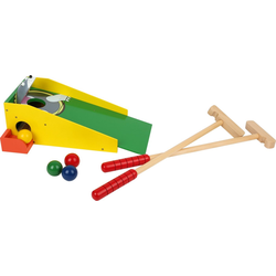 Small Foot Outdoor-Spielzeug Minigolf Maulwurf, (7-tlg)
