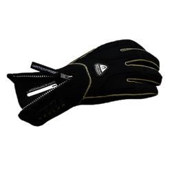 G1 Kevlar Aramid - 5 Finger - 3mm - Gr: S