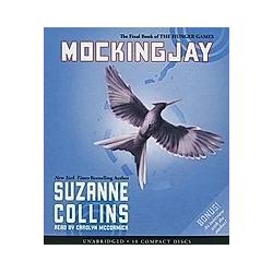 Mockingjay  10 Audio-CDs - Hörbuch