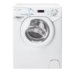 Candy Waschmaschine AQUA 1142D1/2-S A+, 4 kg, 1100 U/Min, A+, Digitaldisplay, Türsicherung, eine der kleinsten Waschmaschinen auf dem Markt!