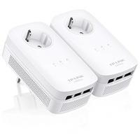 Passthrough Powerline ac Wi-Fi Kit (2 Adapter)