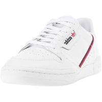 adidas Continental 80 white-black-red/ white, 42