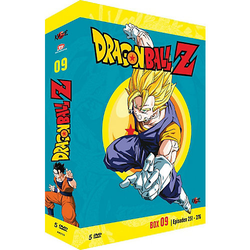 DVD Dragonball Z - Box 9 Hörbuch