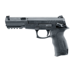 UX DX17 Luftpistole Kaliber 4,5mm (.177) Diabolo & Steel BB 4,5mm (.177)