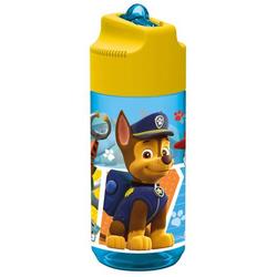 PAW Paw Patrol Trinkflasche m. Strohha