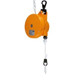 Federzug Typ 7231/2 4.5- 7 kg m.Arretierung