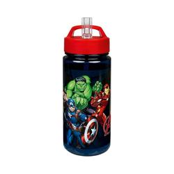 Scooli Trinkflasche Aero Sport-Trinkflasche Spider-Man, 500 ml bunt