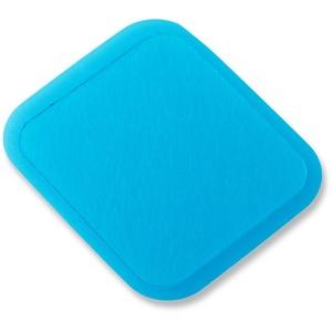 Beurer EM 50 Nachkaufset Gel Pads, verwendbar mit EM 50 Menstrual Relax TENS & Wärme Pad, 6 selbsthaftende Gel-Pads, 50 x 56 mm