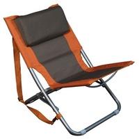 Relags Travelchair Beach Klappstuhl orange/braun (636045)