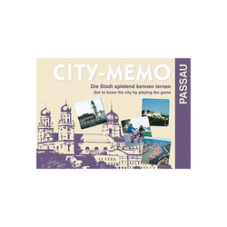 City-Memo, Passau (Spiel)