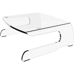 Monitorständer LCD FH 550 Acryl transparent