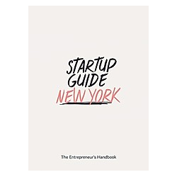 Startup Guide New York - Buch