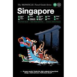 Singapore als Buch von