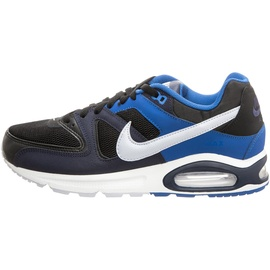 Nike Men's Air Max Command black-blue/ white, 45