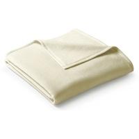 Biederlack Uno Cotton 180 x 220 cm beige