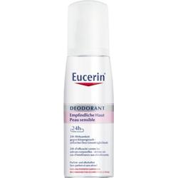 Eucerin Deodorant Empfindliche Haut 24h Pump-Spray
