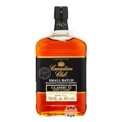 Canadian Club 12 Jahre Classic Whisky