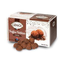 Cémoi Trüffel-Pralinen 'Mousse au chocolat' 200 g