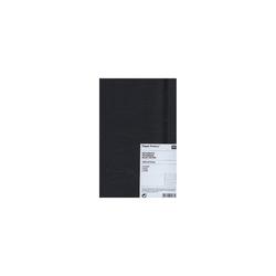 Rico-Design Verlag Notizbuch Notizbuch A5 Schwarz, liniert