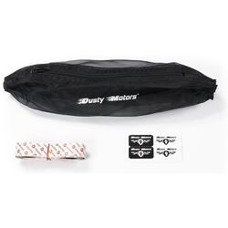 Dusty Motors TRXSL4RO Dreckschutz für Slash 4×4 rot